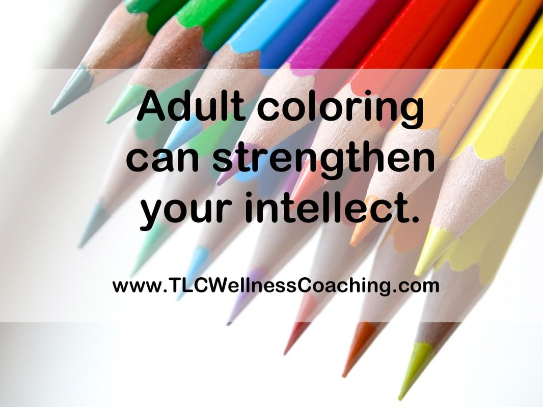 Coloring activates both hemispheres of the brain. Your ...