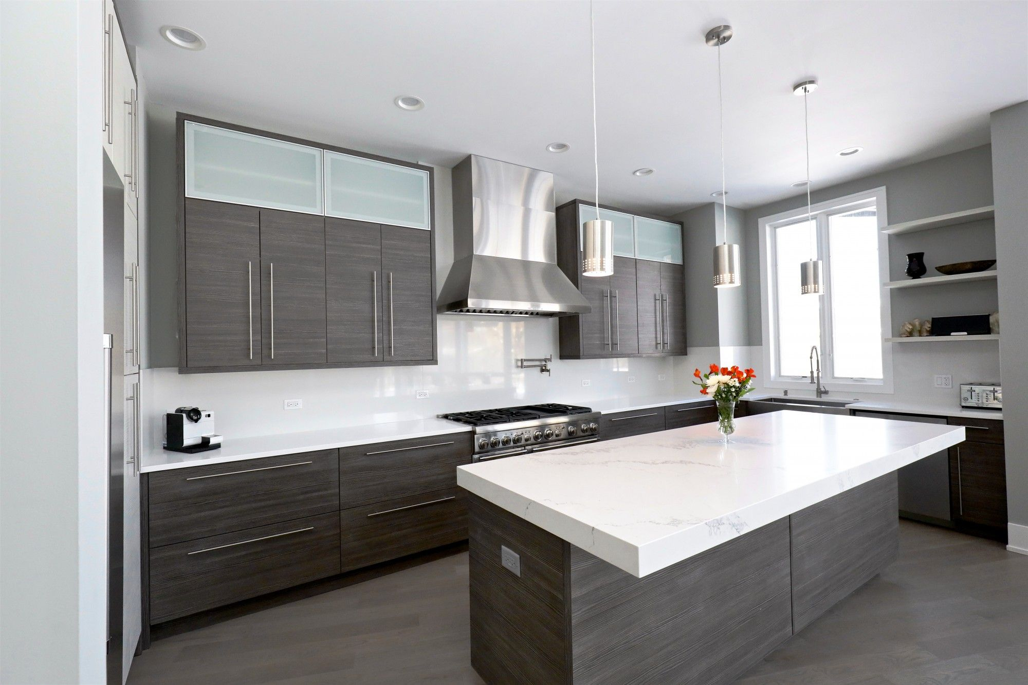 Lava Kitchen Stock Cabinets Melamine | kitchen | Pinterest ...
