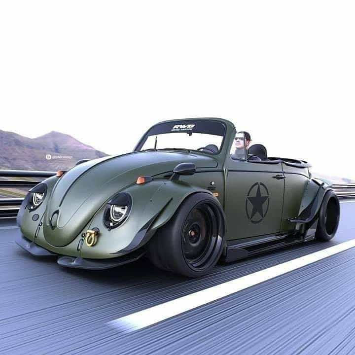 Ustom Beetle Of 2020 Follow Air Cool Ed To See More Cool Classics Pics By Rob3rtdesign Bugs Aircooled Vwbus Bug Bee Vw Cars Volkswagen Super Cars