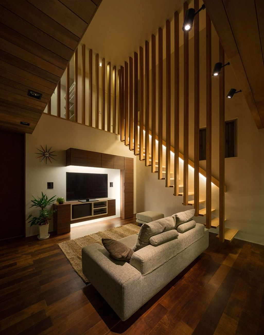 Best Awesome 40 Amazing Wooden Stairs For Your Home More At 400 x 300