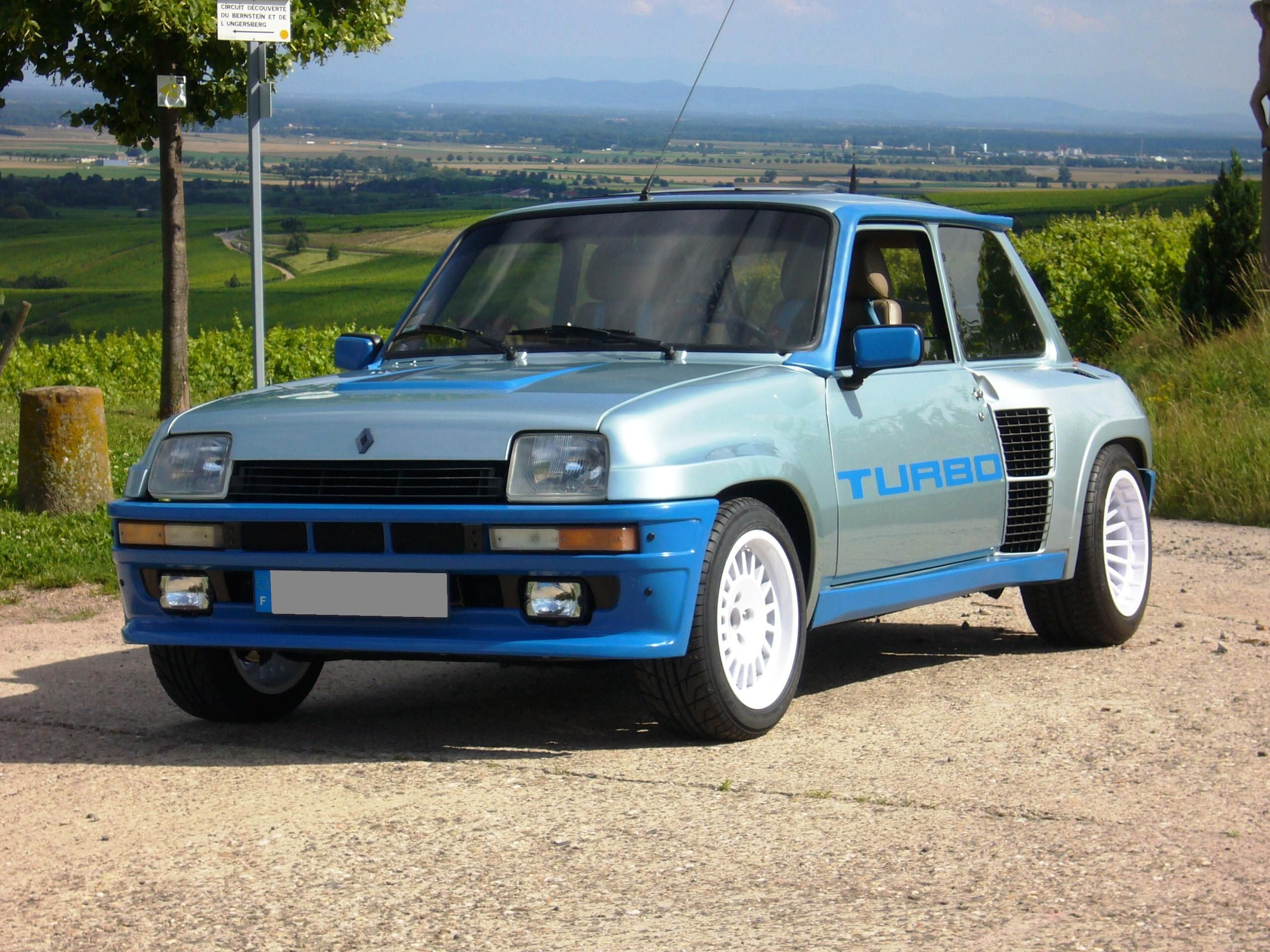 1980 Renault R5 GT Turbo 2