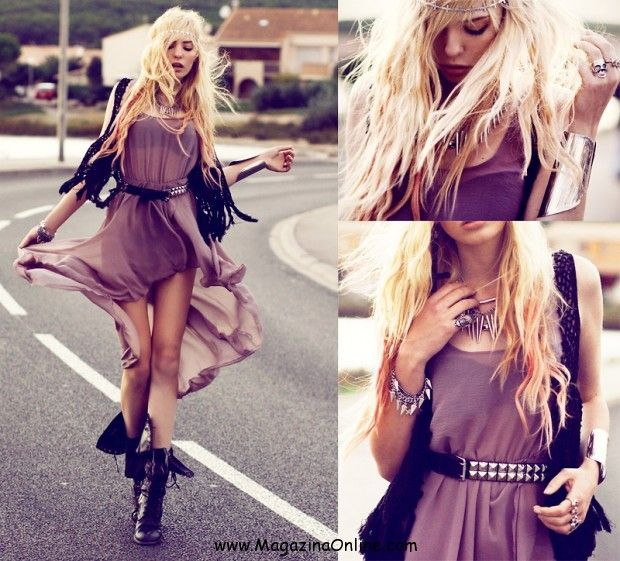 For all rock style girls…here are 27 great outfit ideas and clothing…