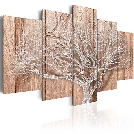 Amazonde murando® Bilder 100x50 cm - 3 Farben zur Auswahl - Fertig - wohnzimmer bilder abstrakt