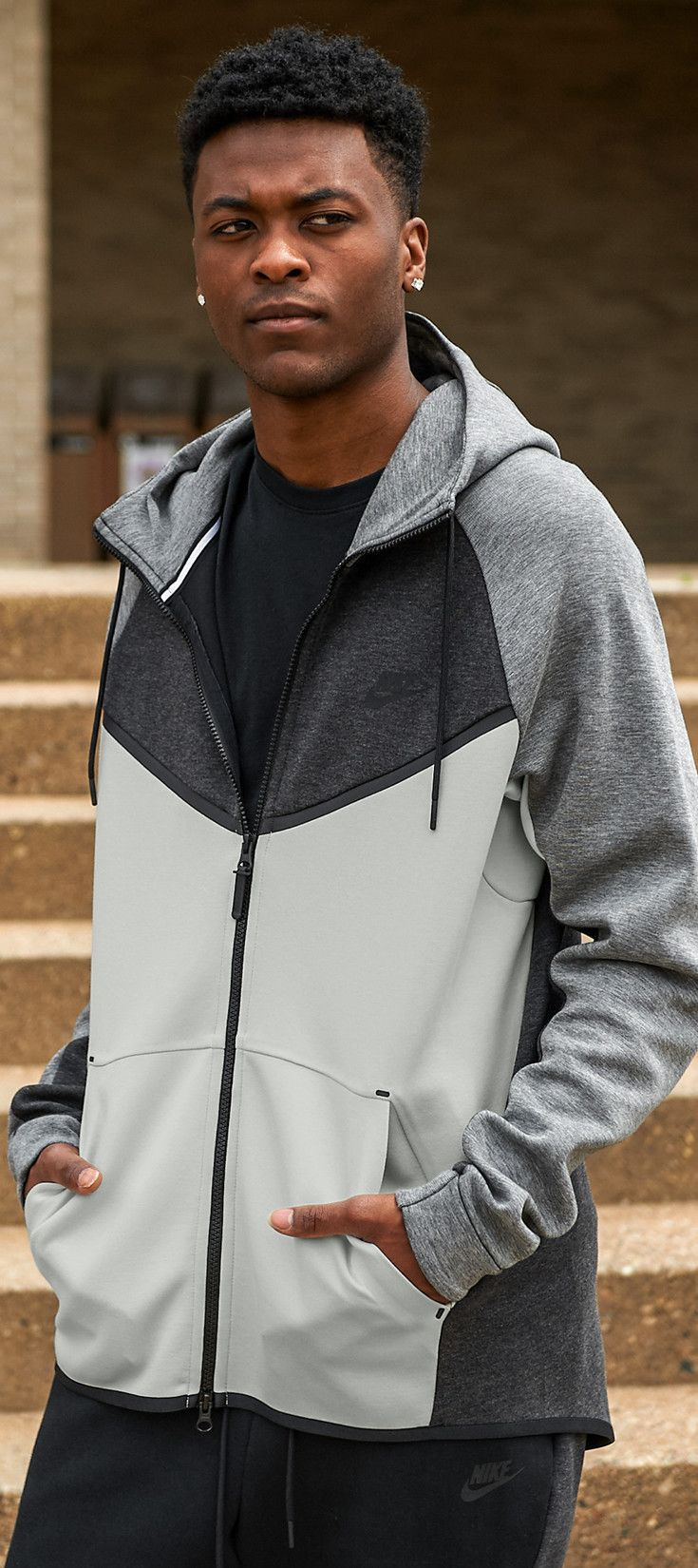 2958c7b9d89 Men's Nike Colorblocked Windrunner — perfect for fall. | Looks for ...