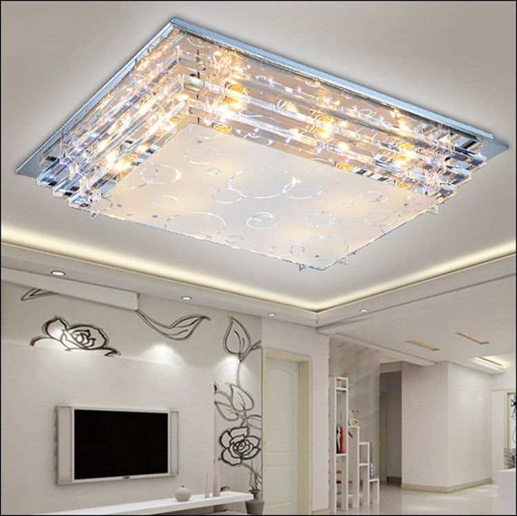 low voltage interior lighting kits%0A Modern Luxury Glass Led Ceiling Lamp E   Led Lamp Minimalist Living Room  Dining Room Low Voltage