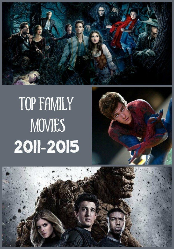 9 family movies from 20112015 that youll want to watch