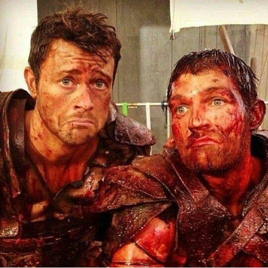 Aun No Anuncian Nueva Temporada De Spartacus Agron Me Da