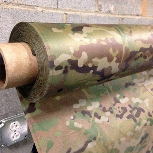 1.1 oz Intruder Silnylon - Multicam | Ripstop by the Roll
