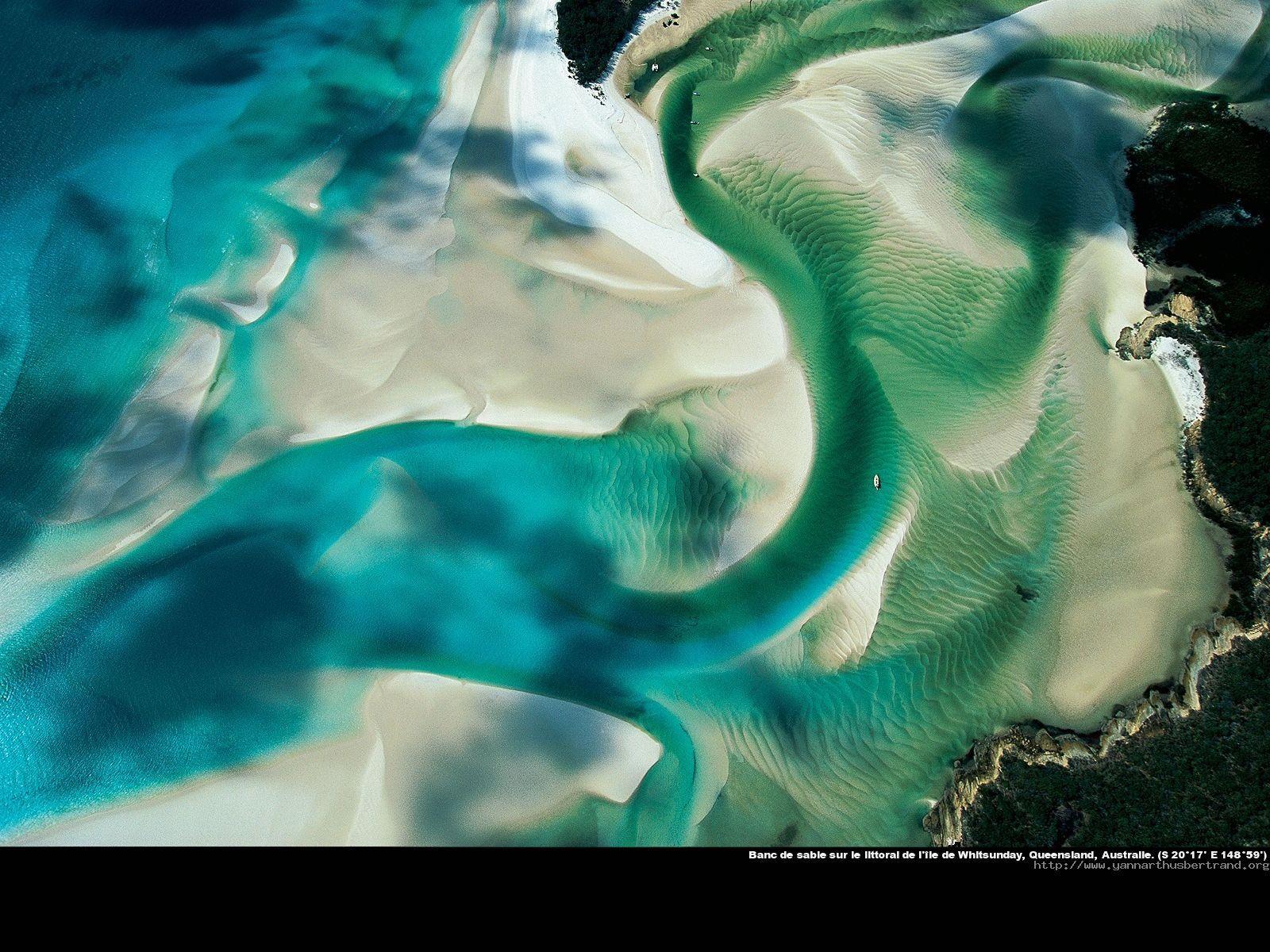Australia Yann Arthus Bertrand Photography Color