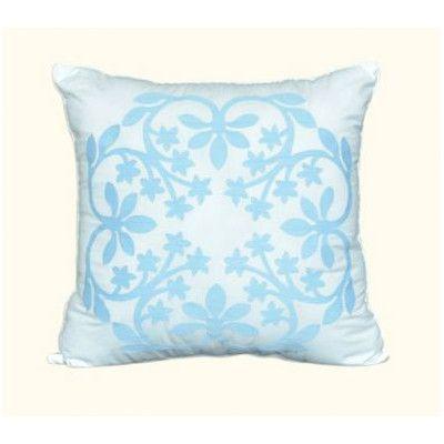 Nostalgia Home Kayla Medallion Cotton Throw Pillow