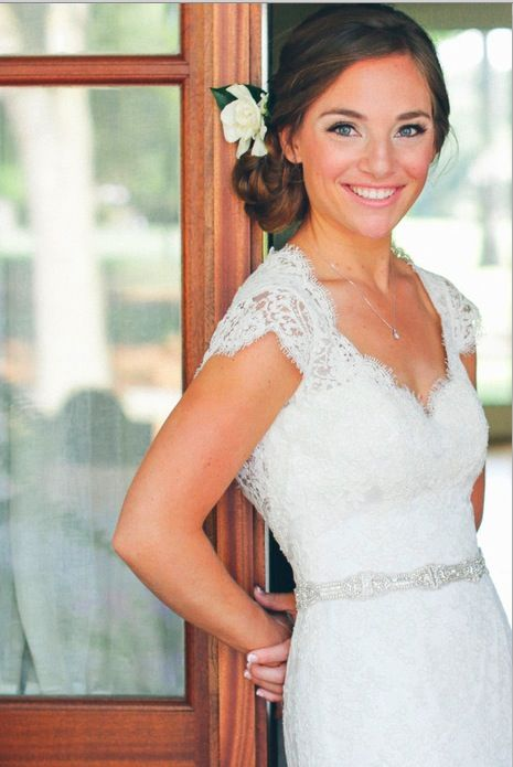 How To Get The Perfect Wedding Hair With Charlotte Belk