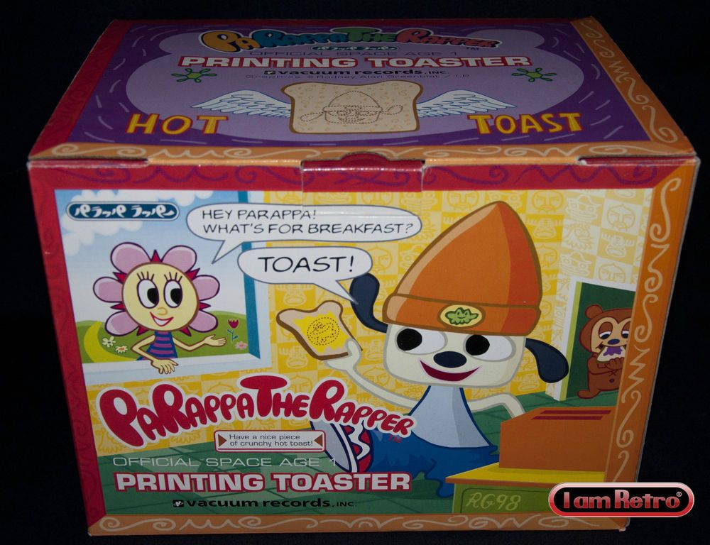 Parappa The Rapper 2 Online Game
