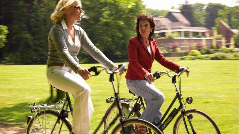 3-daags fietsarrangement op de Veluwe, inclusief 2 overnachtingen in een 4* Bilderberg hotel, ontbijt, 3-gangen keuzemenu op de 2e avond, 2 dagen gebruik van fietsen, diverse fiets-en wandelroutes ... slechts € 109 per persoon, via MyTrip.