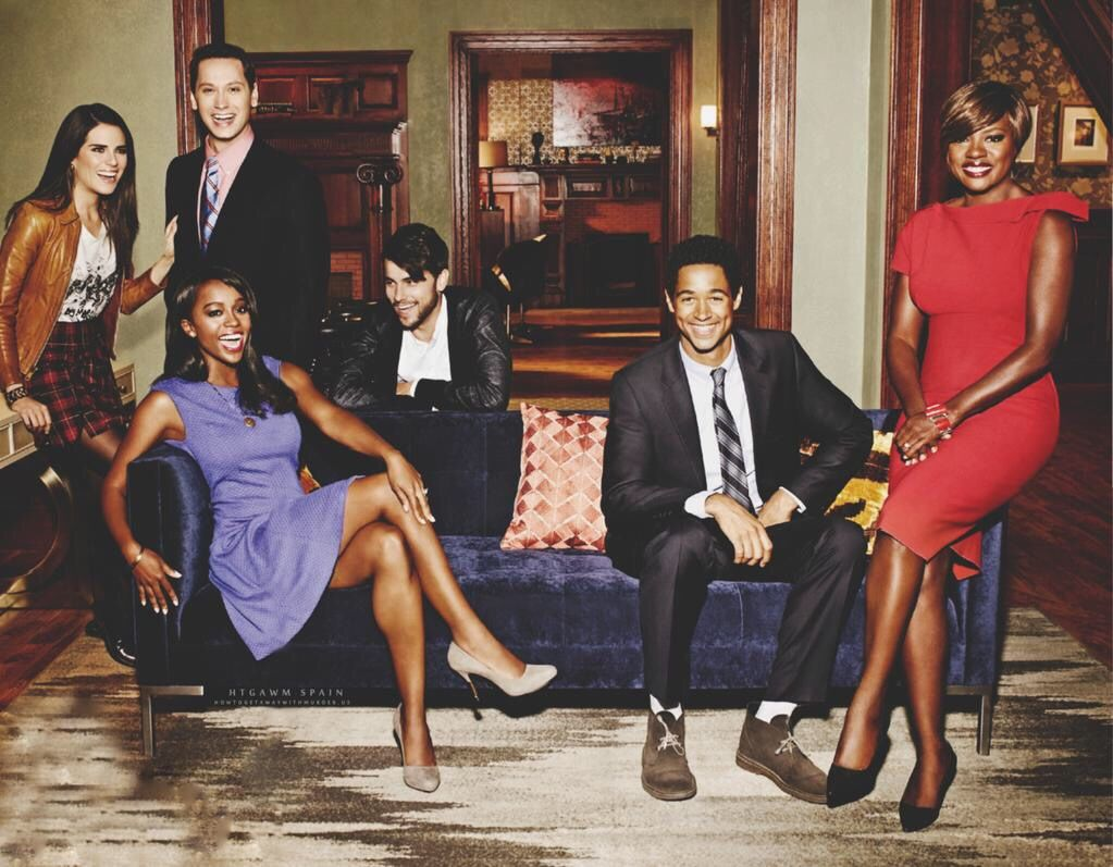 Best 25 annalise keating ideas on pinterest murder tv series the cast of how to get away with murder ccuart Choice Image