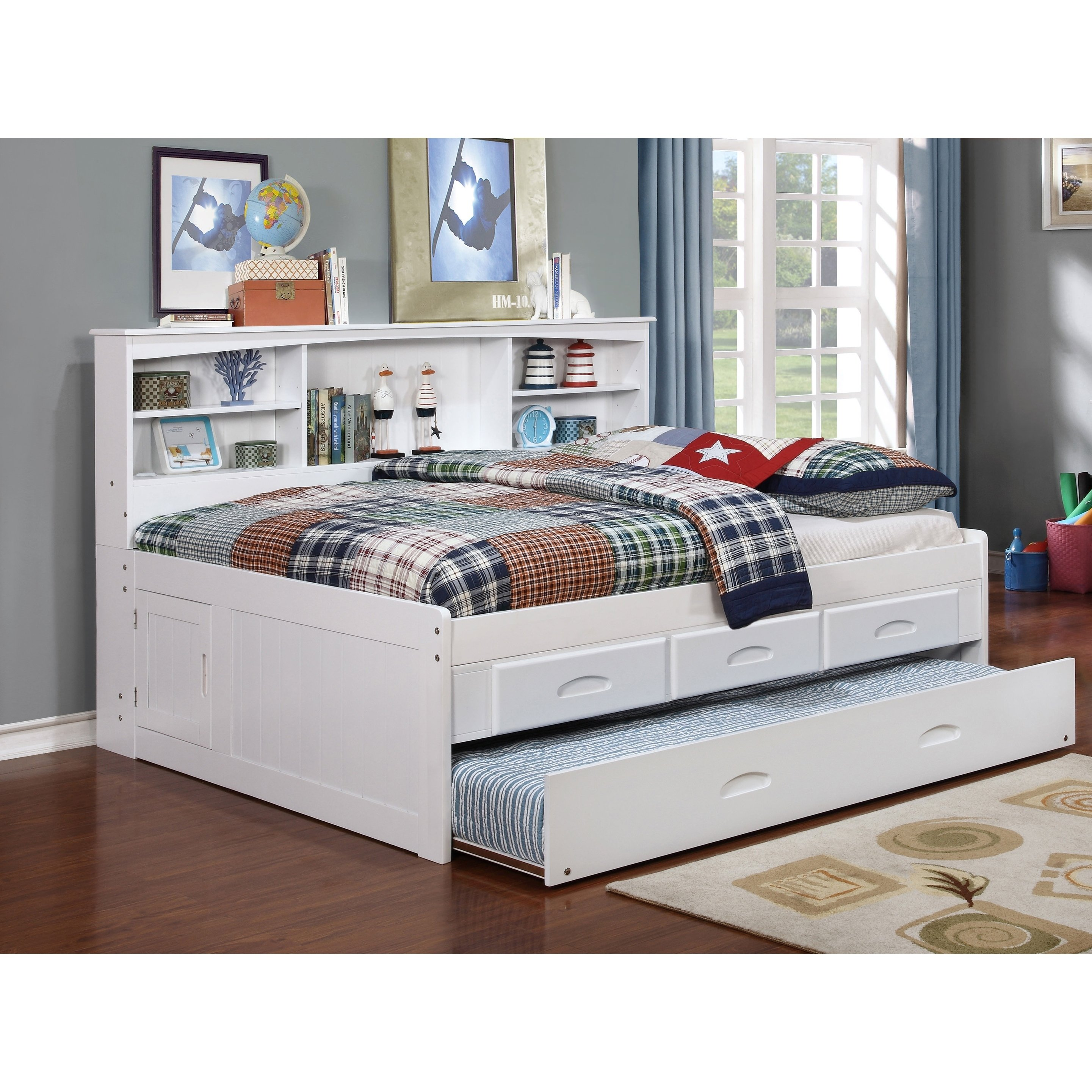 American Furniture Classics Model 0223 K3 Solid Pine Full Daybed