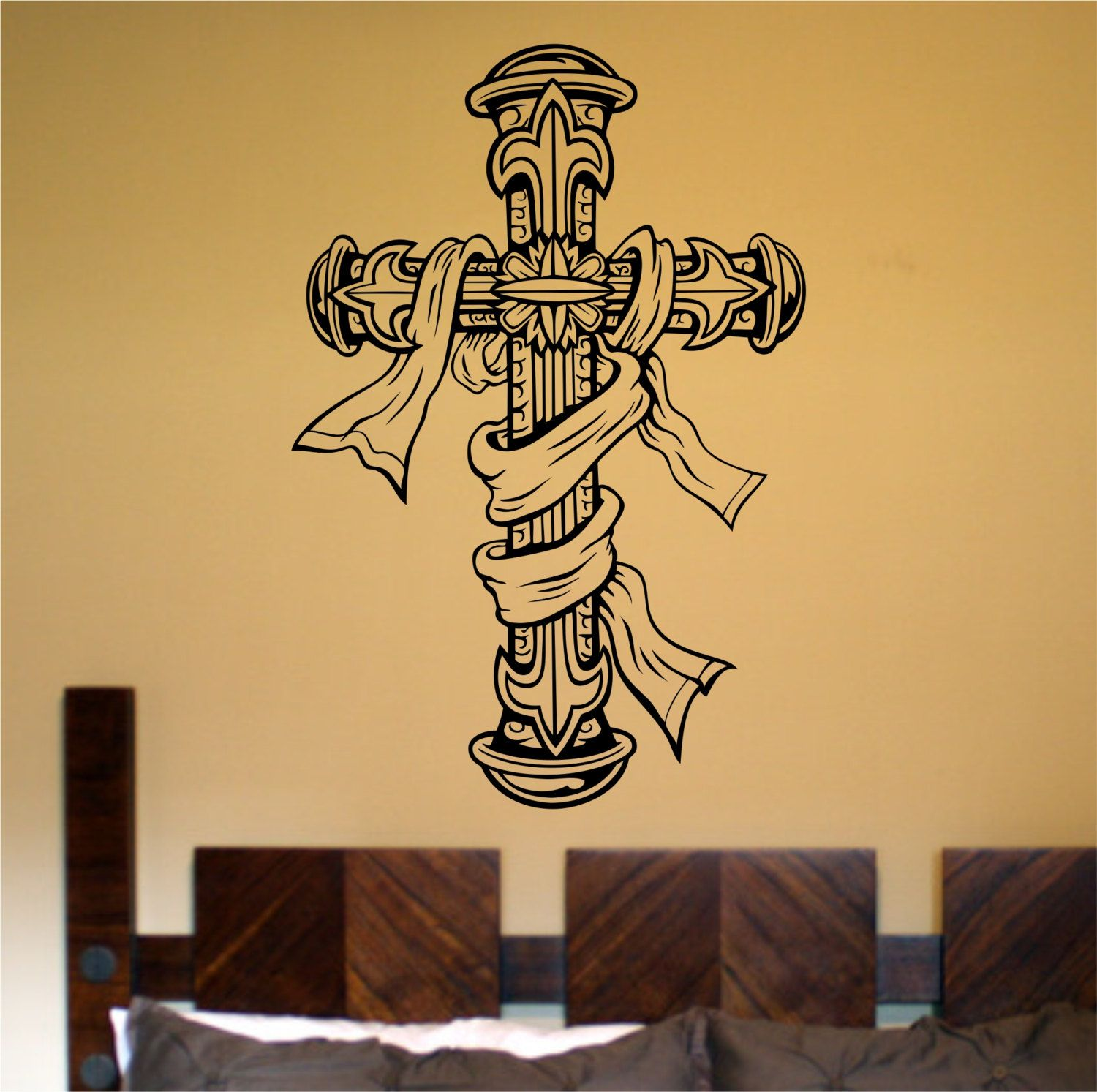Cool Wall Of Crosses Ideas Images - The Wall Art Decorations ...