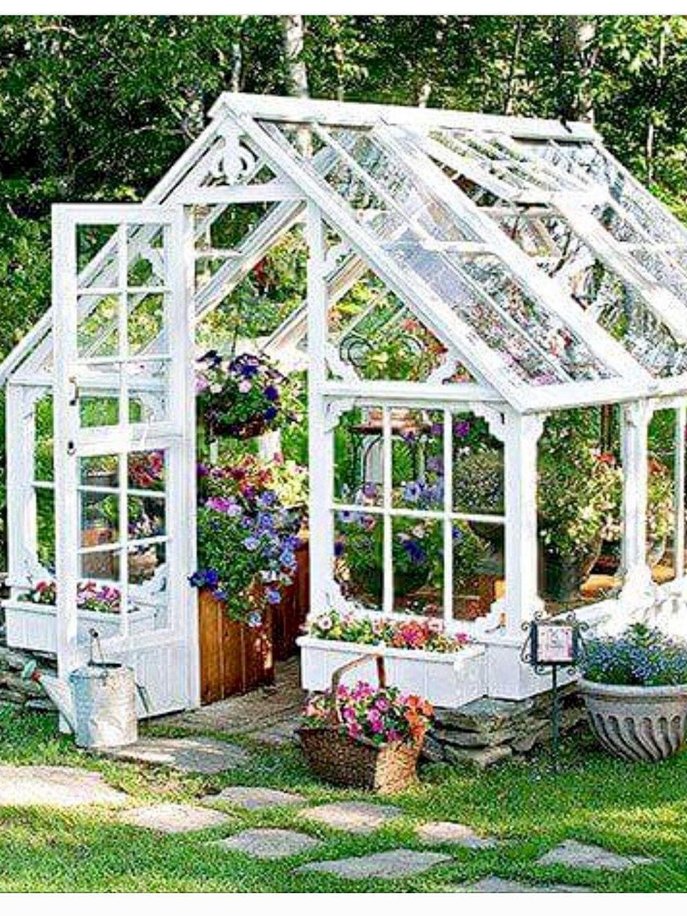Pin by Saliha S alp on Balkon bah e Pinterest – Garden Greenhouse Plans