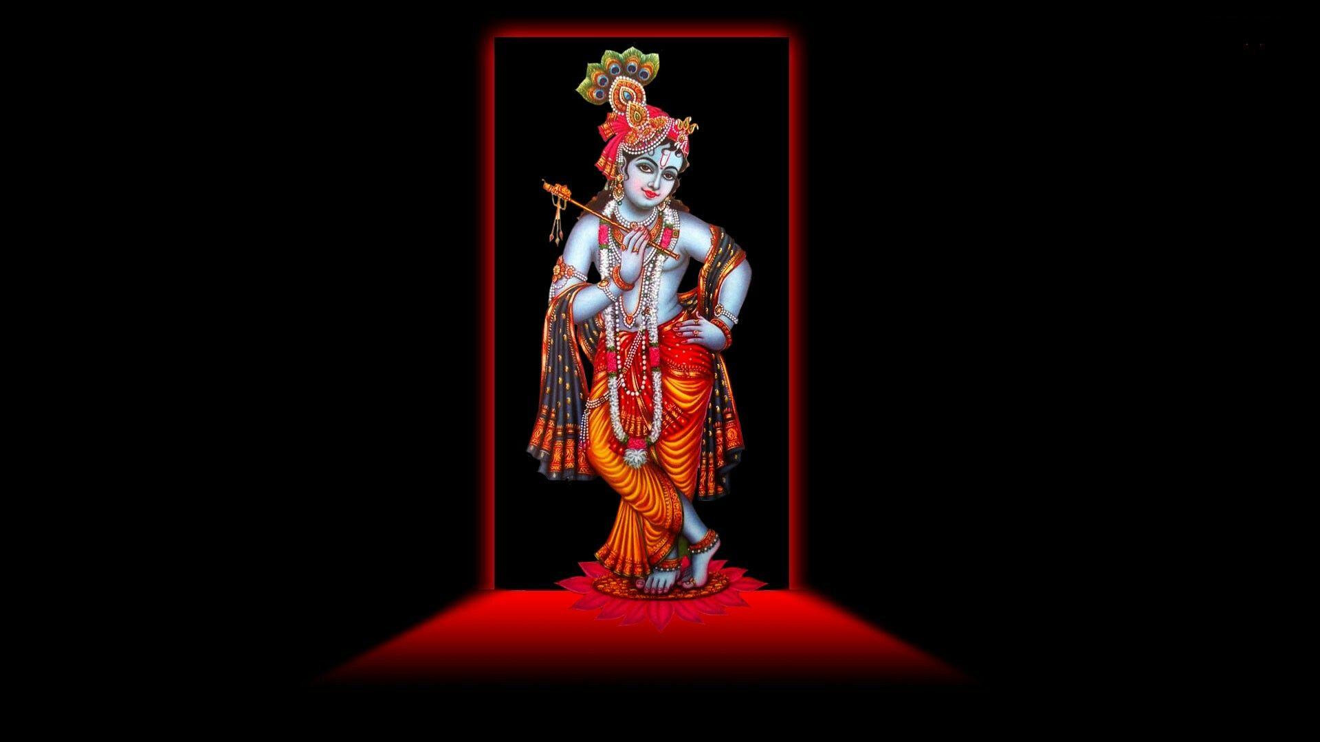 Shri Krishna Lord Krishna Hd Wallpaper Hd Wallpapers 1080p Krishna Wallpaper