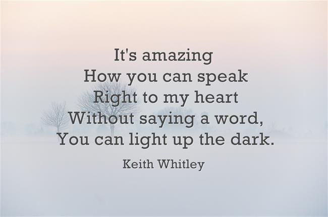 When You Say Nothing At All Keith Whitley With Images