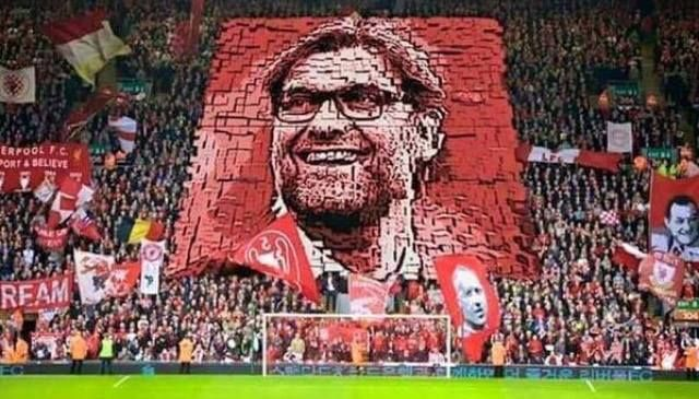 Welcome to #Liverpool  Jürgen Klopp YNWA!