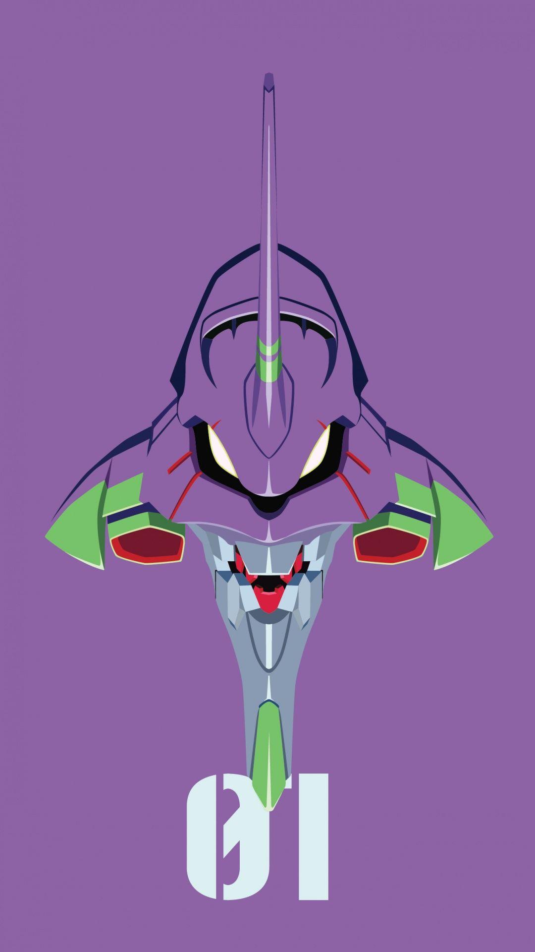Eva 01 Samsung S5 Wallpaper Mobile Neon Genesis Evangelion Gundam