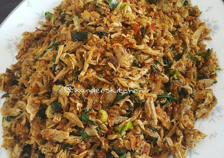 Resep Pampis Tongkol Oleh Xander S Kitchen Resep Resep Resep Masakan Asia Resep Tuna