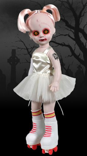Living dead dolls - lulu - series 4 - sealed - rare  94414585db1