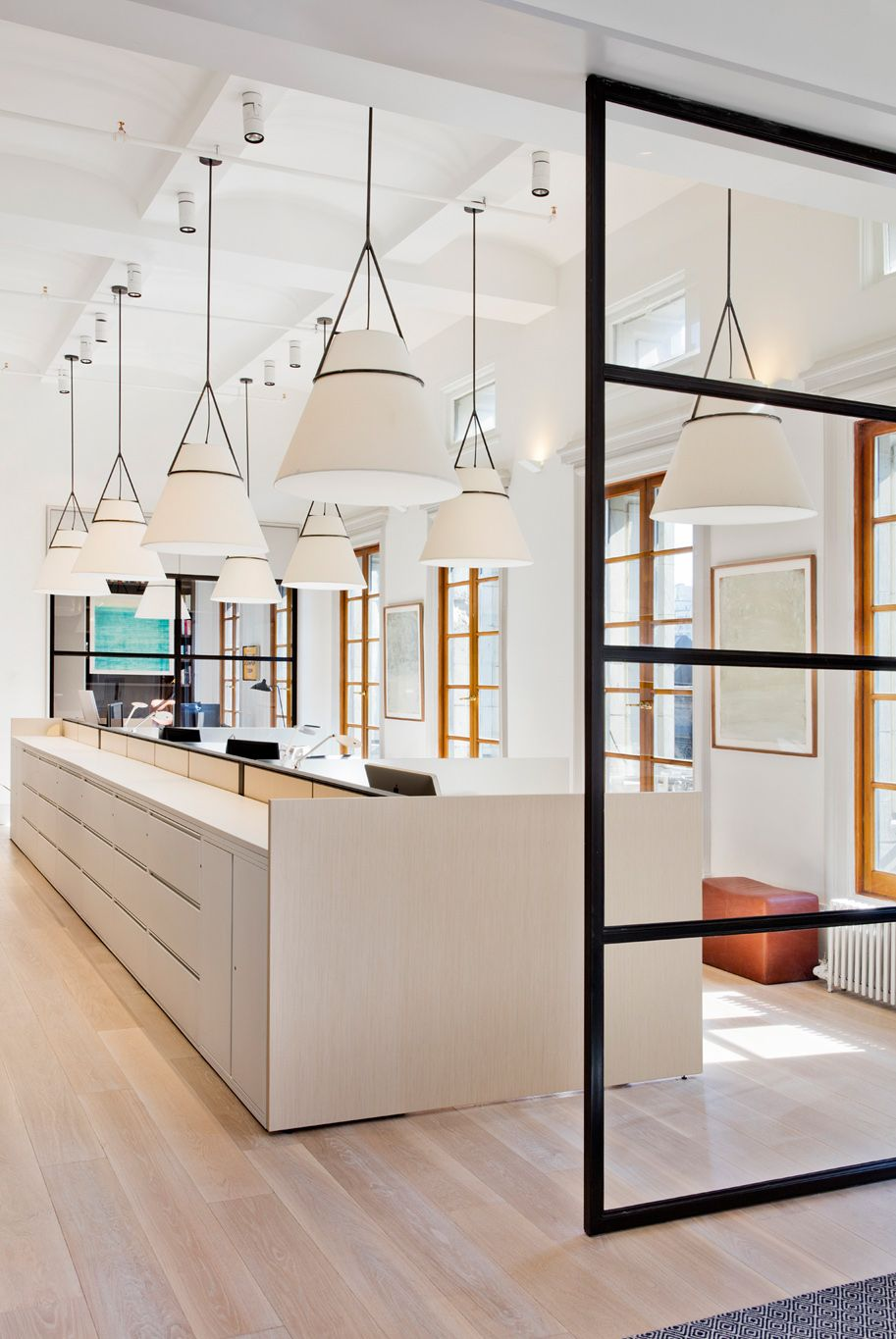 new york ny tasked with designing a new office space for two