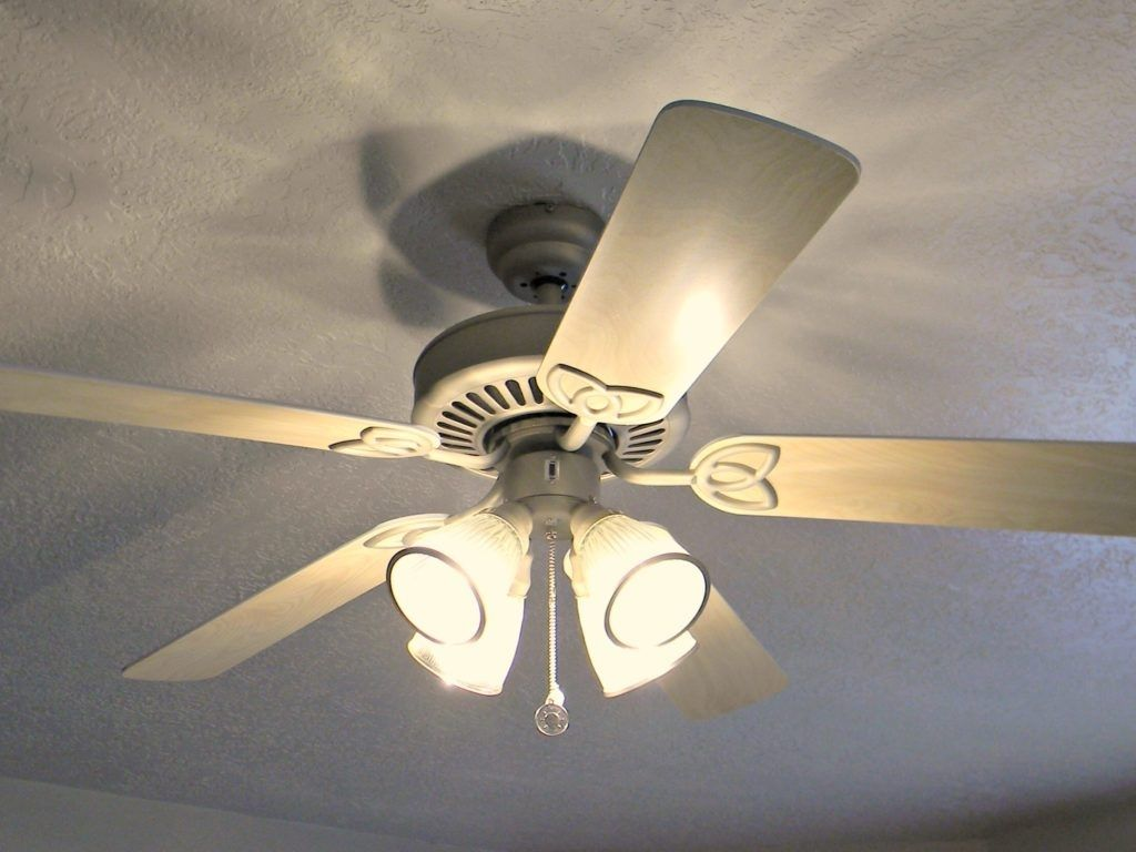 Hunter Ceiling Fan Lights Blinking