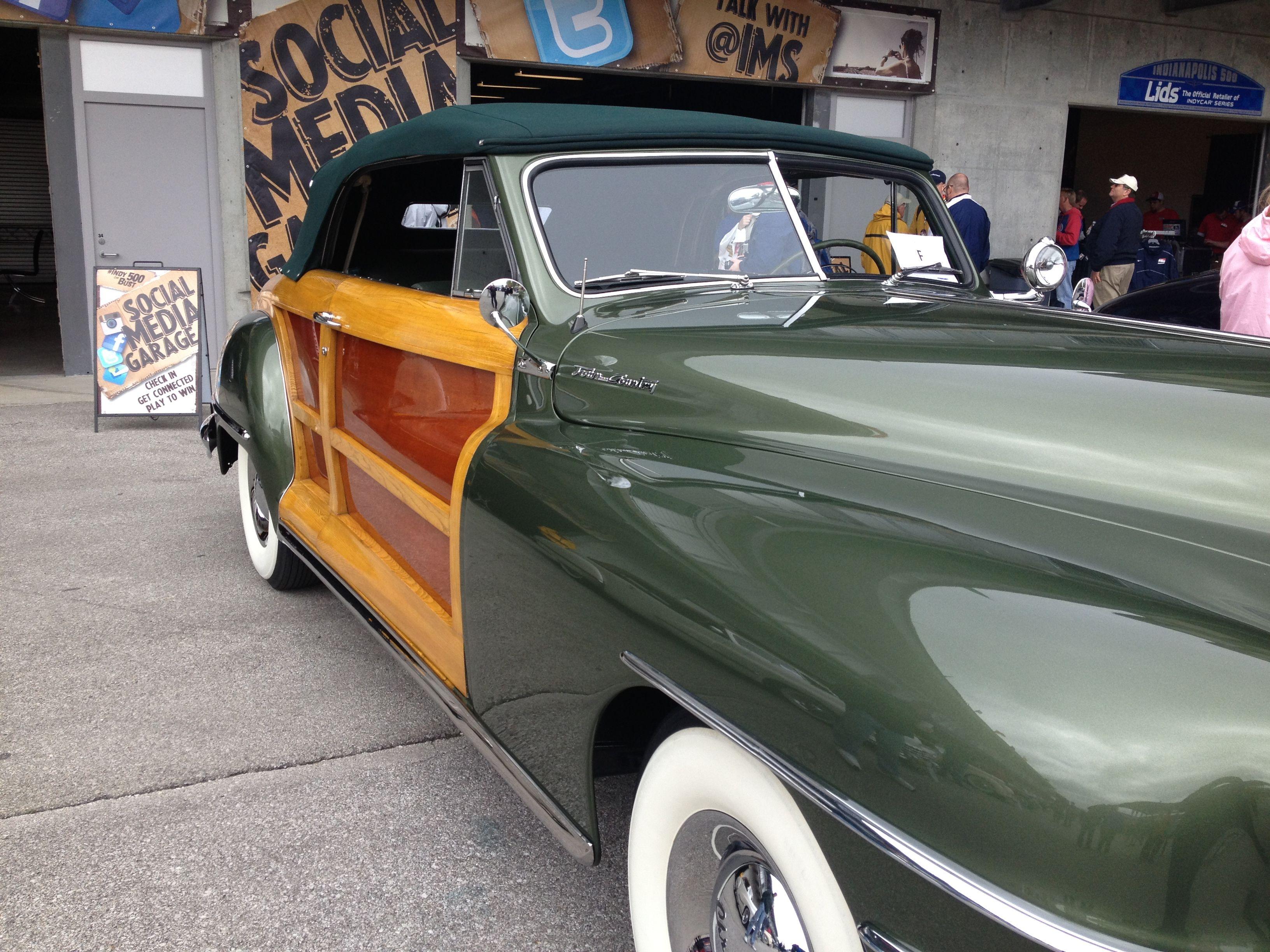 Celebration of Automobiles 2013, Indianapolis Motor