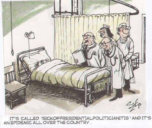 Paul Szep Political Cartoon Sunday Funnies And More