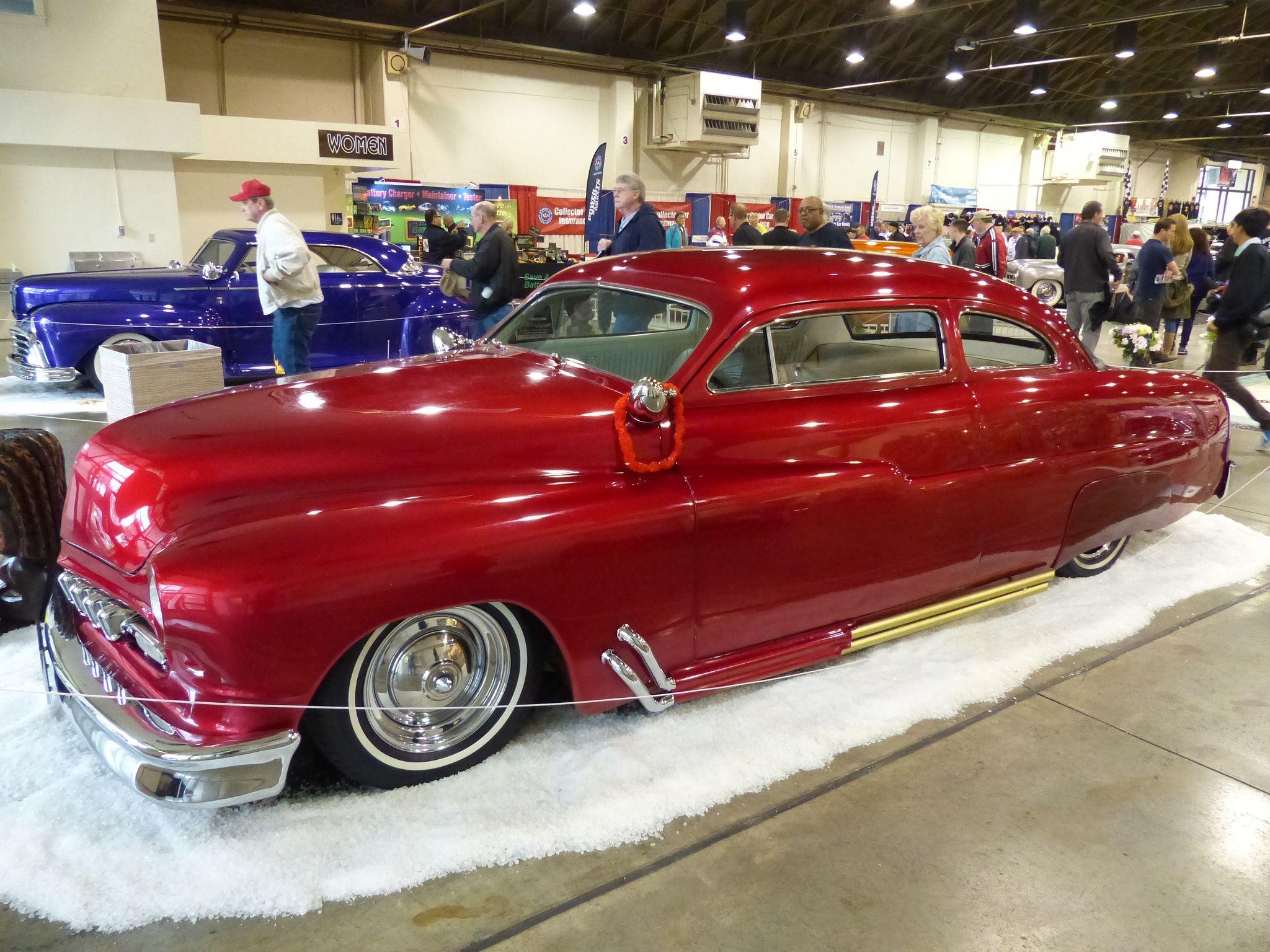 Bill Hines Kustom 1951 Mercury Kustom Custom Cars Hot Rods Cars