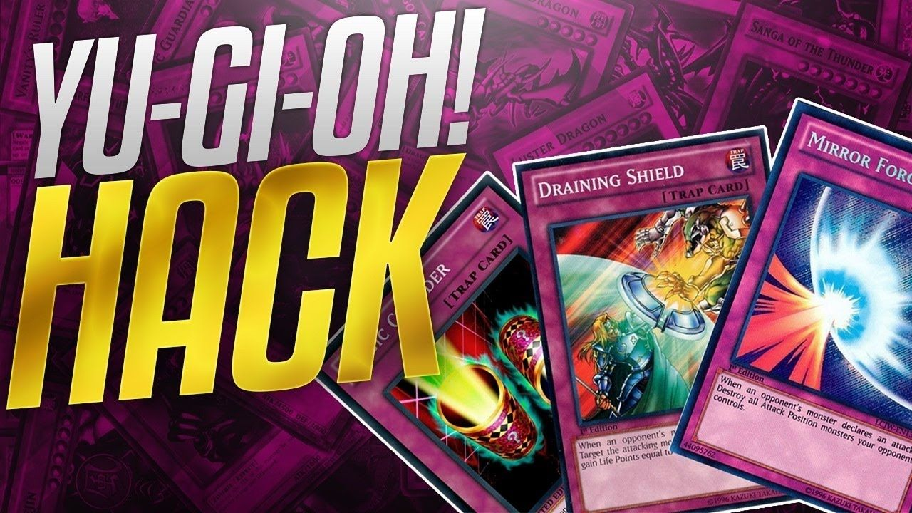 Yu-Gi-Oh Duel Links Hack - Unlimited Gems, Gems and Gold for Android
