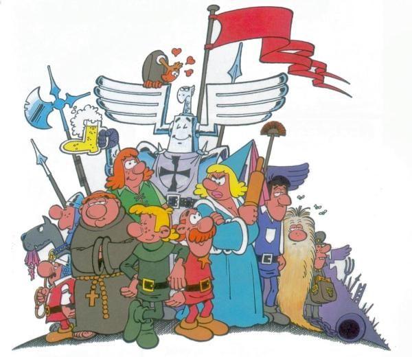 """Résultat de recherche d'images pour """"chevalier teutonique BD"""""""