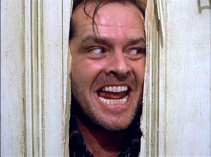 El Resplandor The Shining Best Horror Movies Scary Movies