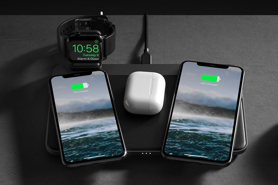 Base Station Pro Nomad Shop Iphone Cases Iphone Leather Case Apple Watch Charger