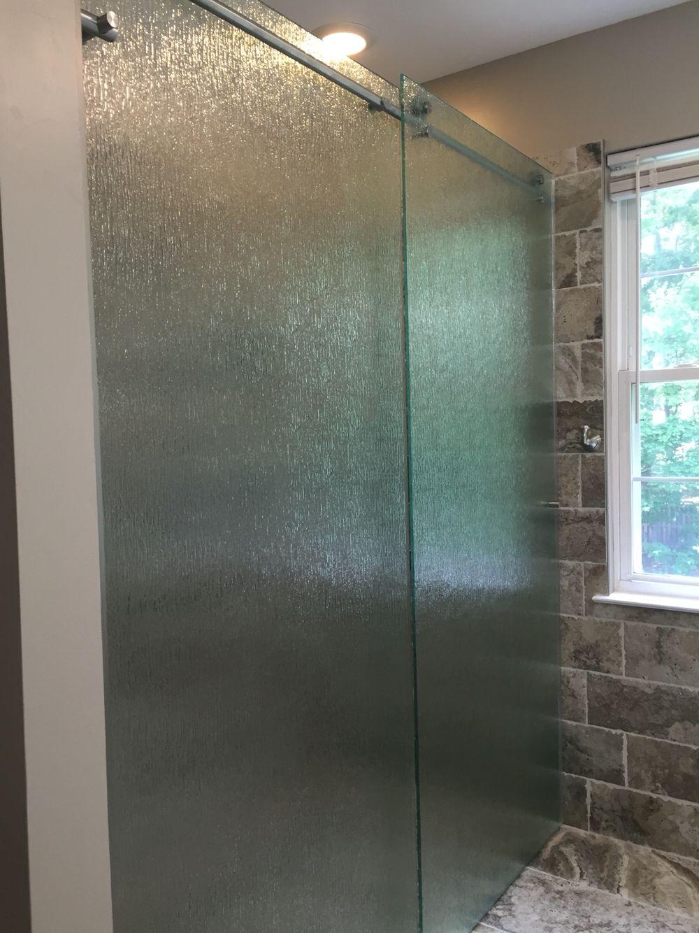 Glass shower door with barrier free access & Glass shower door with barrier free access | Interiors | Pinterest ...
