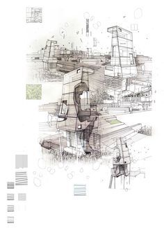 Bartlett Drawings Google Search Drawing Style Pinterest