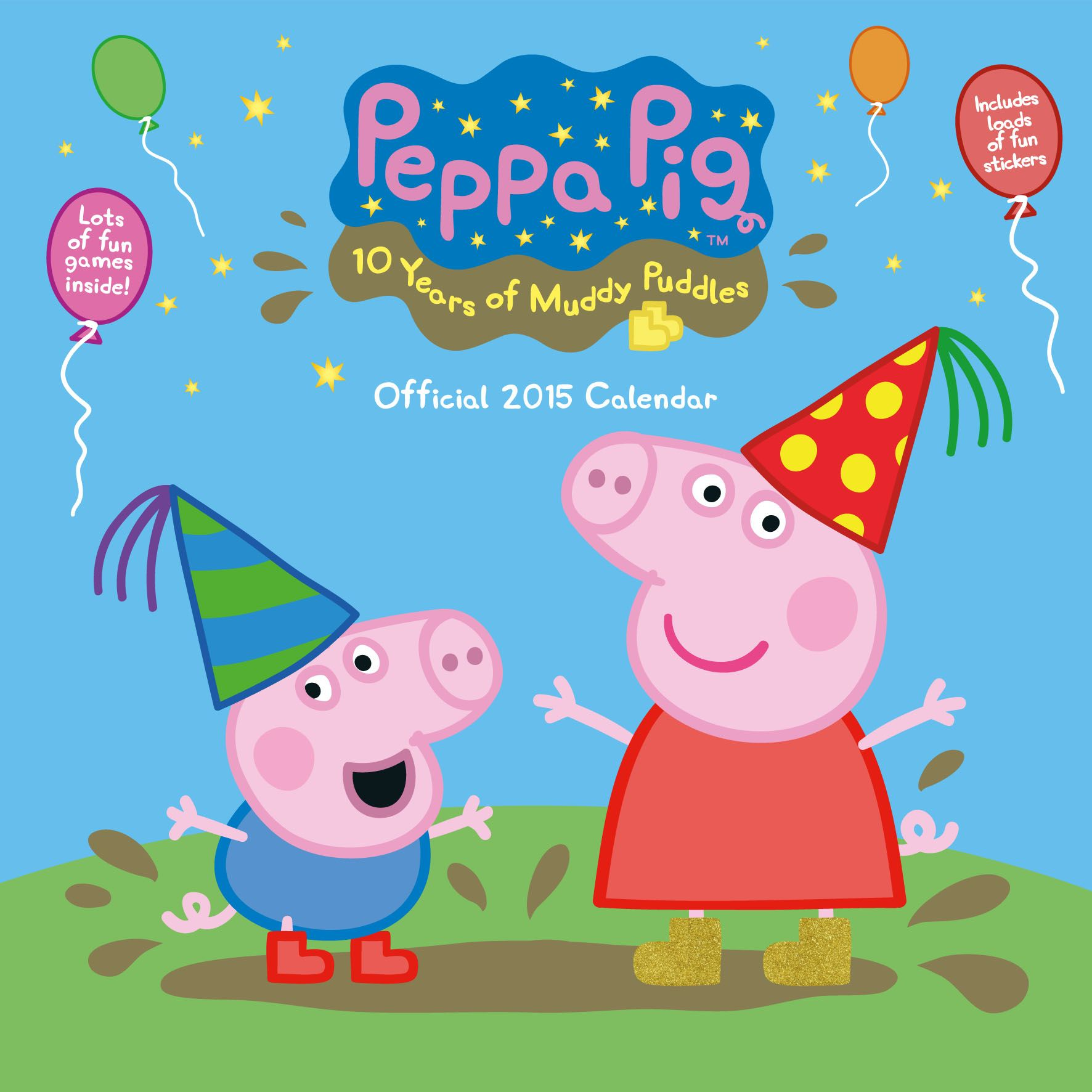 Peppa Pig Full HD Wallpaper Wallpaper | Fairy Tales / Cartoon ...