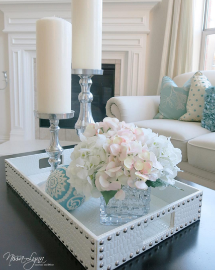 Such Elegant Tray Styling By Designer Nissalynninteriors Features Our Everglades