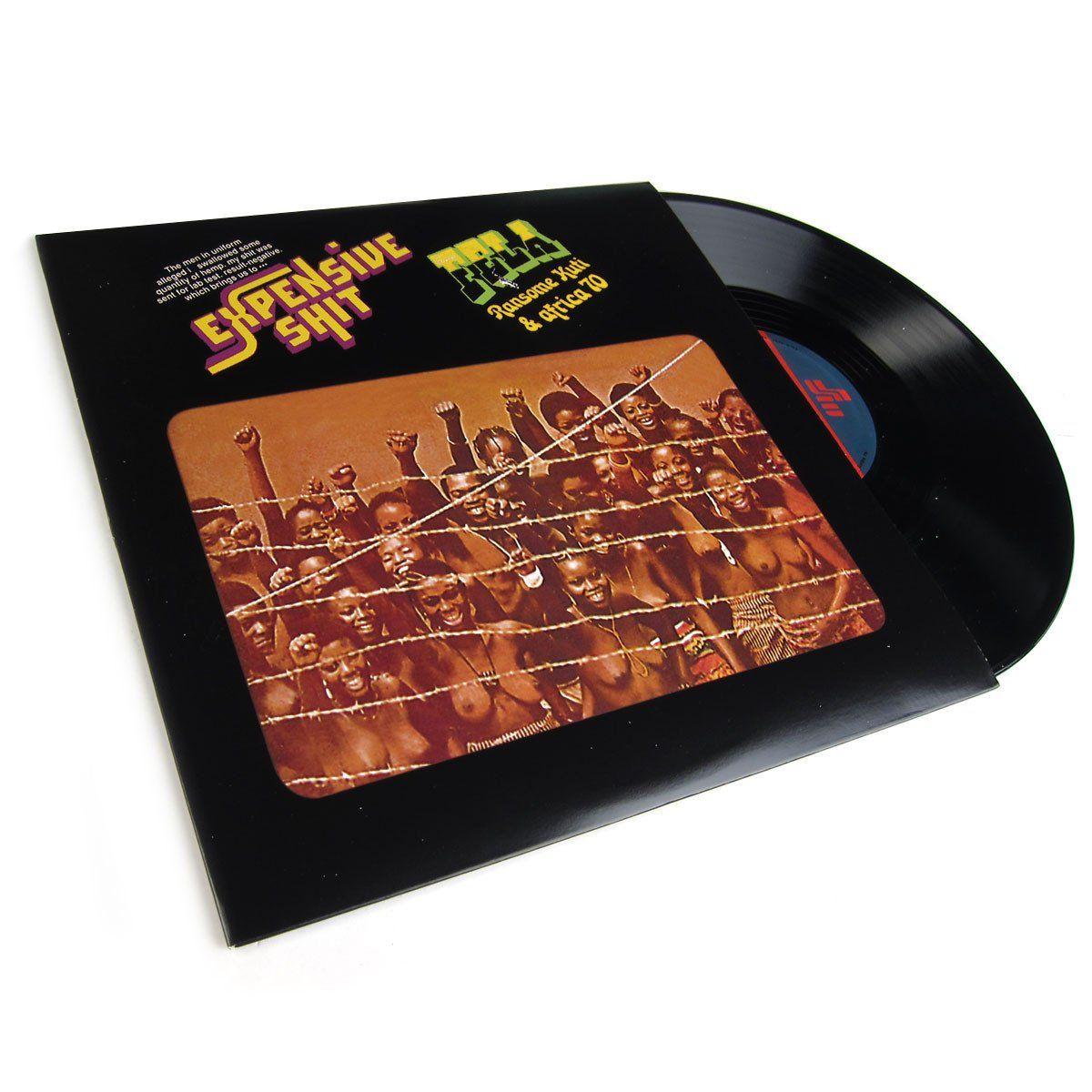 Fela Ransome Kuti Africa 70 Expensive Shit Free Mp3 Vinyl Lp Vinyl Mp3 Africa