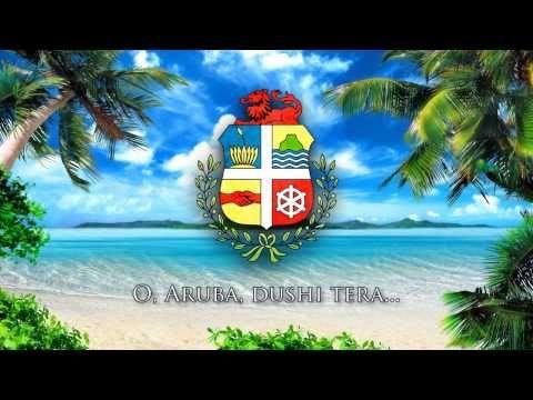 "National Anthem of Aruba - ""Aruba Dushi Tera"""