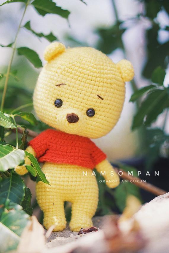 Amigurumi Kitten - FREE Crochet Pattern / Tutorial by Lai Heng ... | 853x570