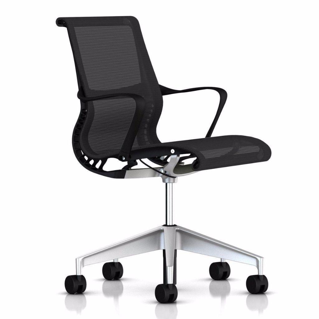 herman miller setu chair dimensions