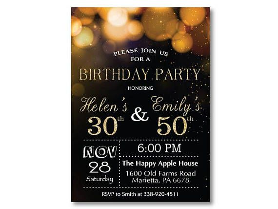 pin on bd party ideas