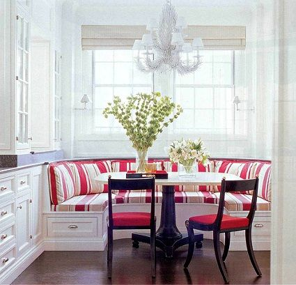 Bancos esquineros para la cocina5 | Ideas para el hogar | Pinterest ...