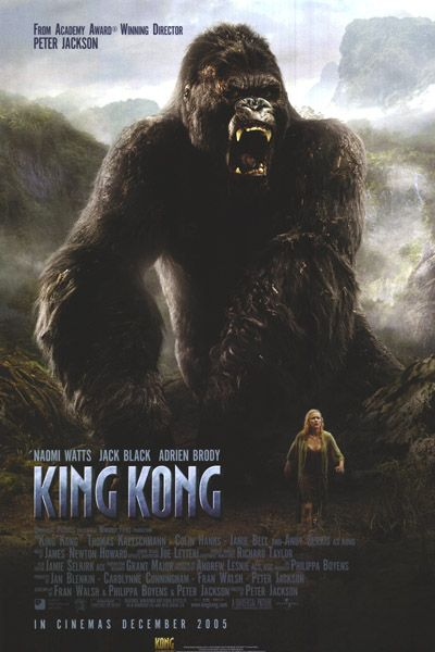 King Kong movie posters at movie poster warehouse movieposter.com