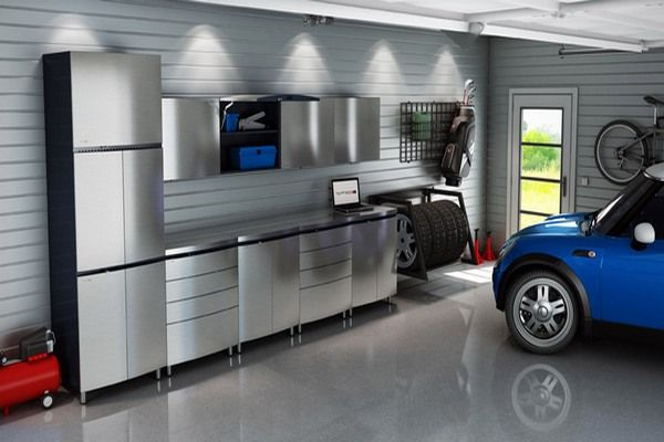 Ikea Garage Storage Units Fantastic Ikea Garage Cabinets  Our New Home  Pinterest  Garage .