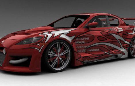 Mazda Rx8 Racing Car Wallpaper Rides Mazda Cars Mazda Cars