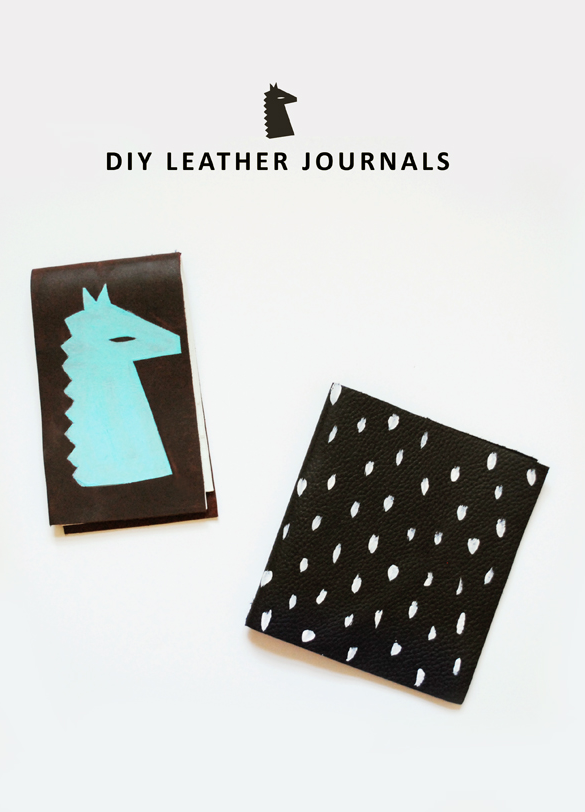 Mermag | DIY Leather Journals